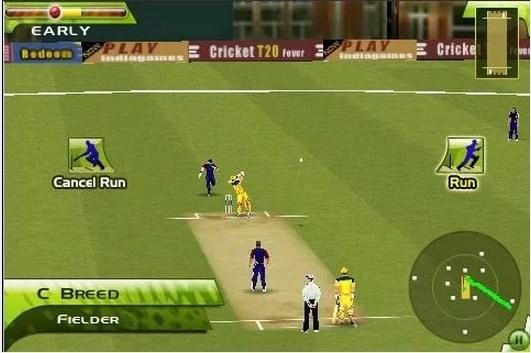 Cricket T20 Fever 3D free download ipl game for android
