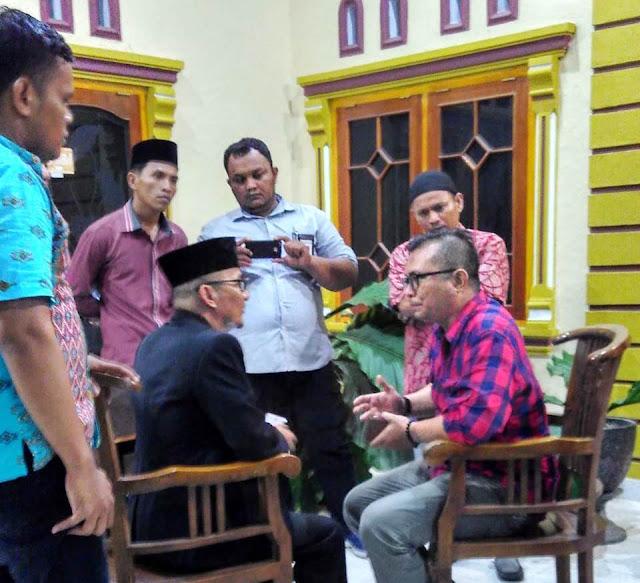 Tidak Ada STTP, Bawaslu Padang Pariaman Hentikan Kampanye PKS di Kecamatan Patamuan