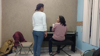 Escuela de musica en Puebla