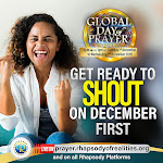 Global Day of Prayer with Pastor Chris Oyakhilomen