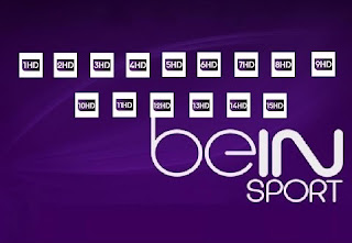 FREE BEINSPORTS IPTV LINKS 16/01/2017