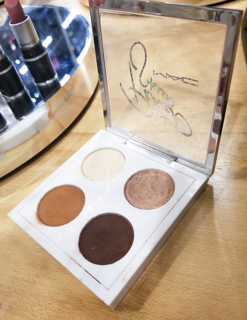 MAC Patrick Starrr Makeup Collection - Glam AF Eyeshadow Quad