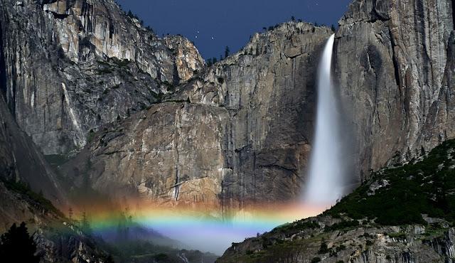 Cataratas de Yosemite na Califórnia