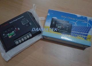 Jual Solar Panel Controller JPN 12 / 24Volt - 10A dan 20A