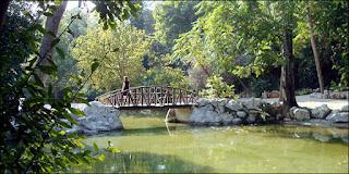 Εθνικός Κήπος Λίμνη