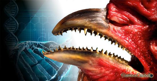 'Jurassic World' real - cientistas estão criando dinossauro híbrido de galinha