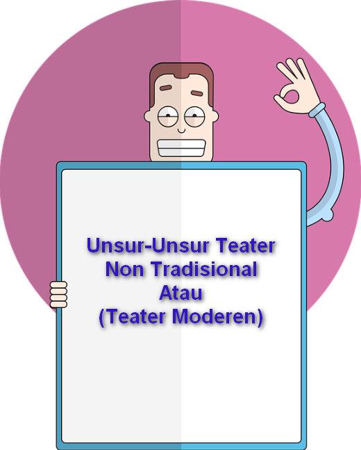Unsur Unsur Teater : unsur, teater, Unsur-Unsur, Teater, Tradisional, (Moderen), Materi, Pelajar