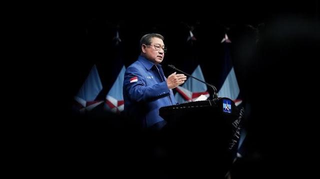 SBY Sebut Pilpres 2019 Paling Keras Sepanjang Reformasi