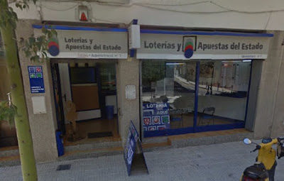 Administración de Loterías nº 1 de Llança en Gerona