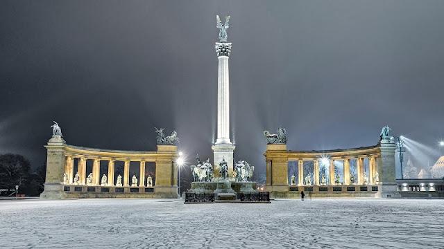 Inverno em Budapeste