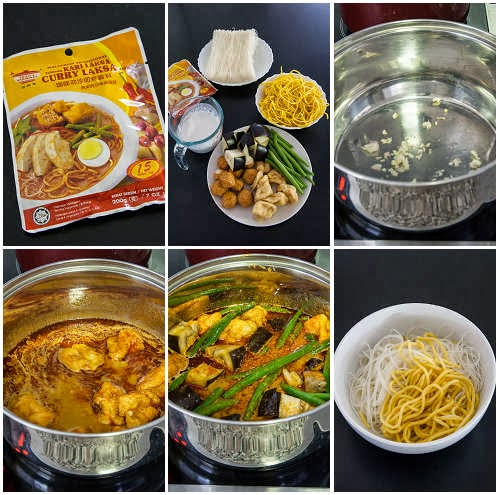 How To Make Laksa