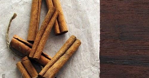 The Smokey Chimney: The Spice Rack: Cinnamon