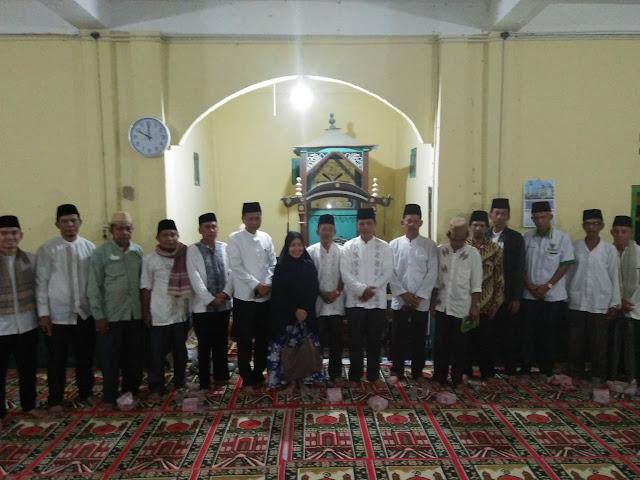 Kafilah 2 Pemkab OI Hadiri Safari Ramadhan di Desa Kapuk