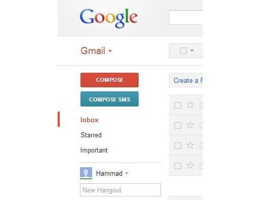 Android SMS sync with Gmail on Chrome ~ Gmail sign in 2