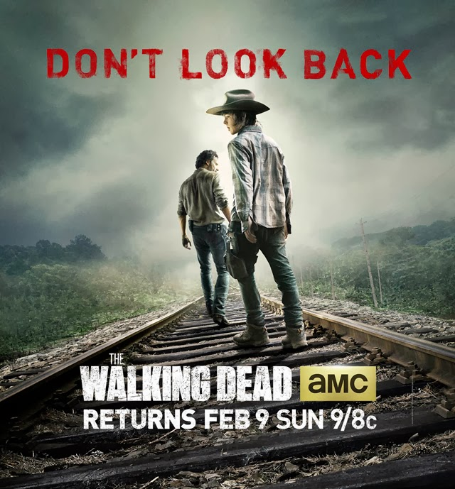 Amcs The Walking Dead Season 4 Returns With New Posters