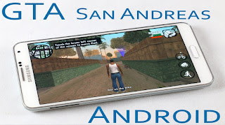 GTA San Andreas for Android-cover