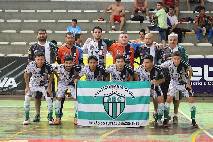 Gigante do futsal amazonense, ABC renasce com goleada na abertura da 4ª Liga Olé