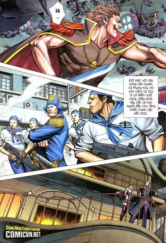 Đại Quân Phiệt chap 29 trang 17