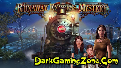 Runaway Express Mystery Game