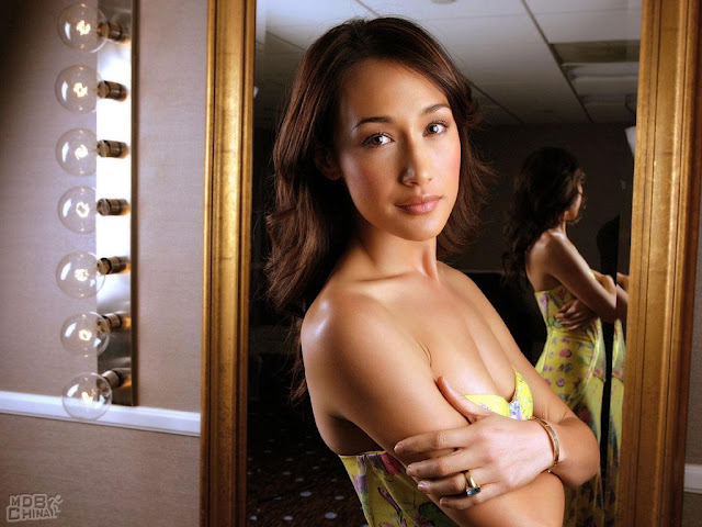Maggie Q Hairstyle: Gangnam Style Generation: Octobre 2012