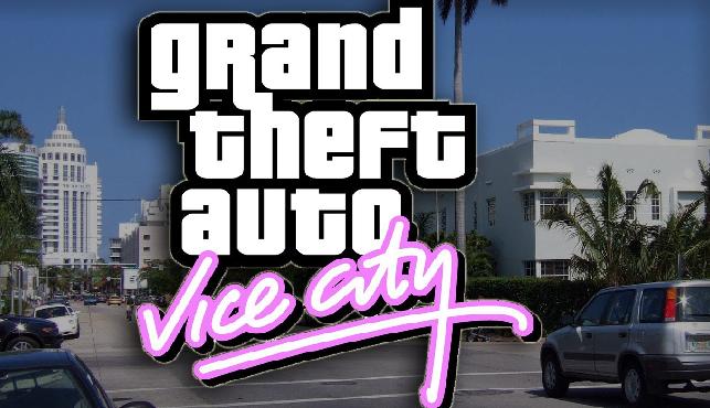 تحميل لعبة جاتا 7 Gta Vice City للكمبيوتر من ميديا فاير مجانا