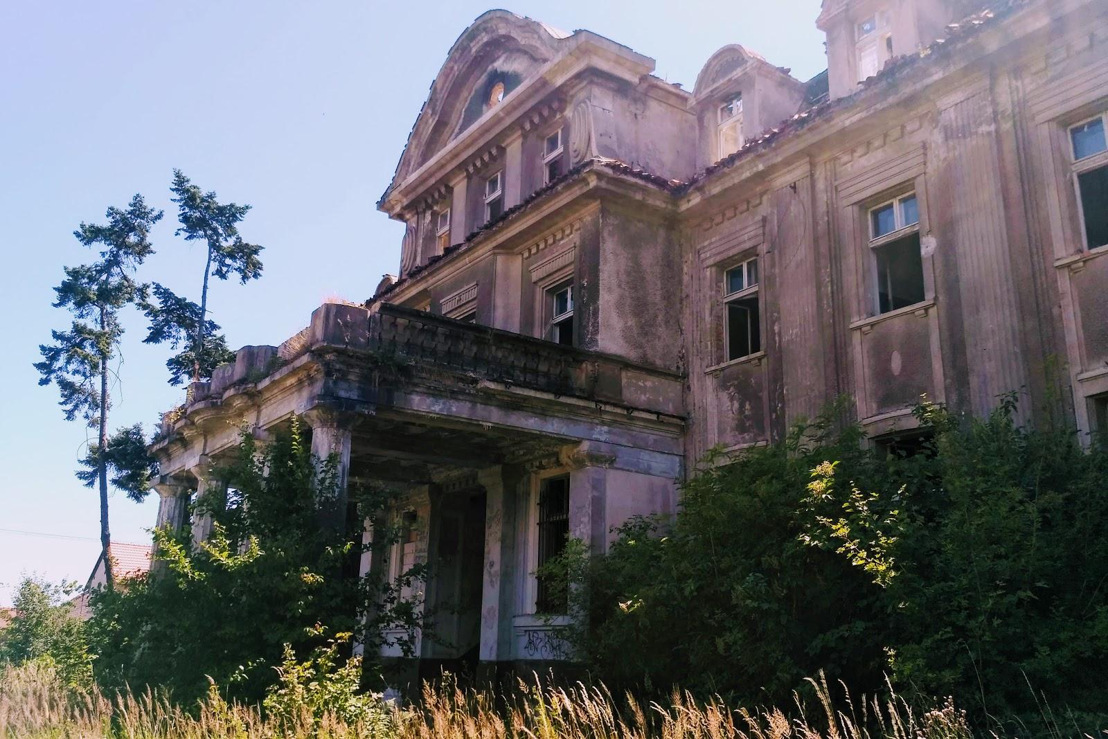 pałac w bełczu wielkim
