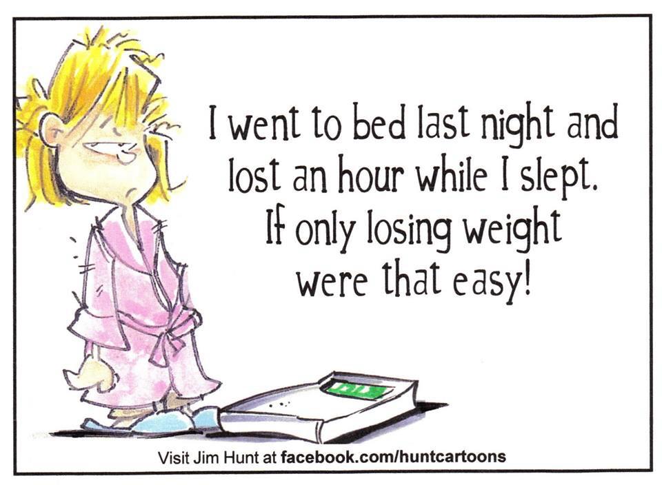 Simply LKJ: A Little Daylight Savings Humor~