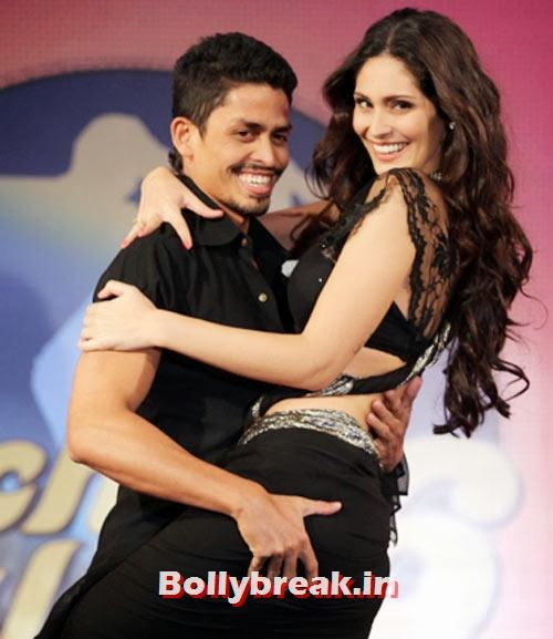 Omar Farooque and Bruna Abdullah, Meet the Nach Baliye 6 contestants - 2013