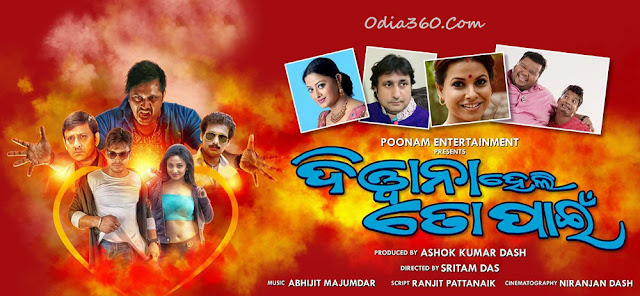 Diwana Heli To Pani Odia Movie Poster