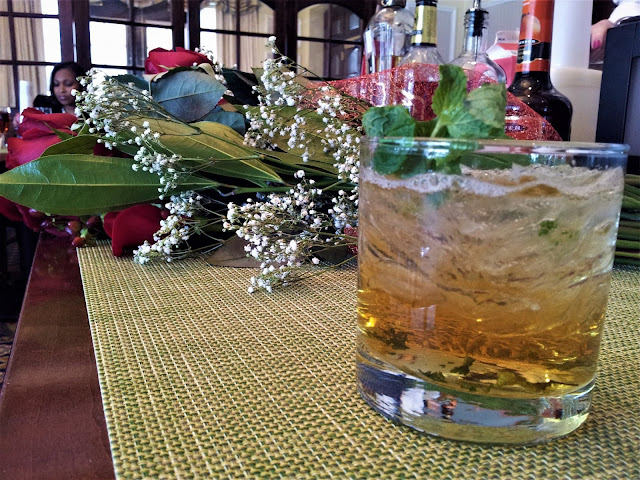 The Mint Julep is the signature drink of the Kentucky Derby