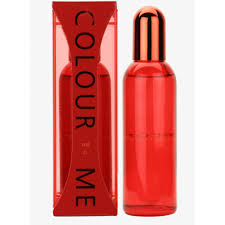 Colour Me Red Perfume For Women 100ml