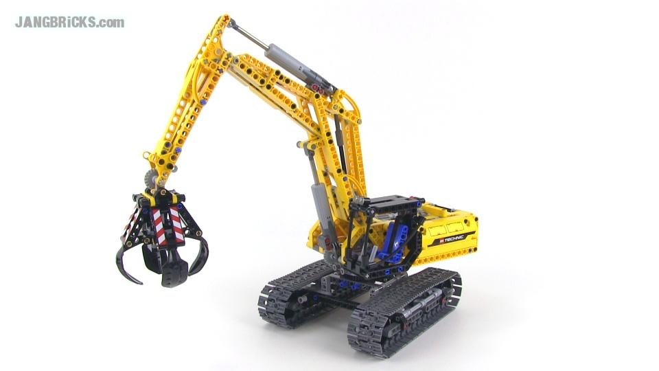 Lego Technic 42006 Excavator Set Review