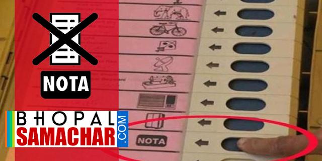 जानिए क्या है 'नोटा', मशीन में यह बटन क्यों लगाया गया | WHAT IS NOTA