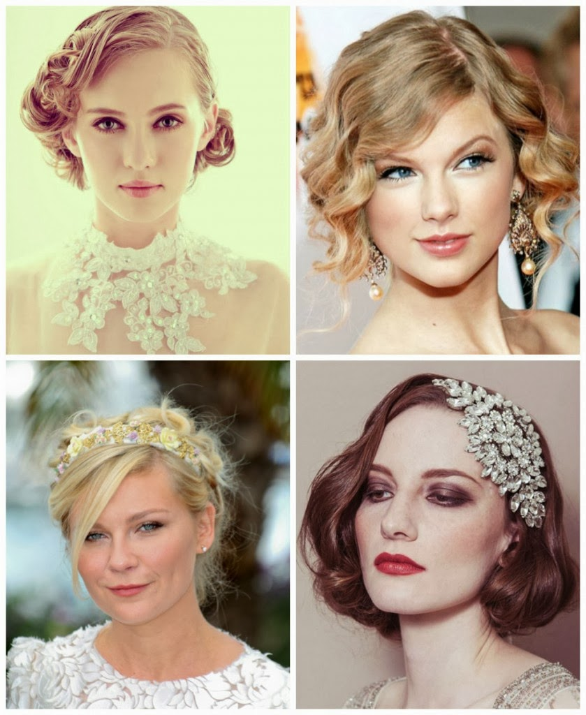 Modern Wedding Hairstyles For The Cool Contemporary Bride: Bridal Hairstyles, Modern Bridal Hairstyles 2014, Bride's