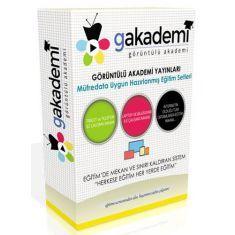 Görüntülü Akademi YGS Hazırlık Seti Tüm Dersler 114 DVD
