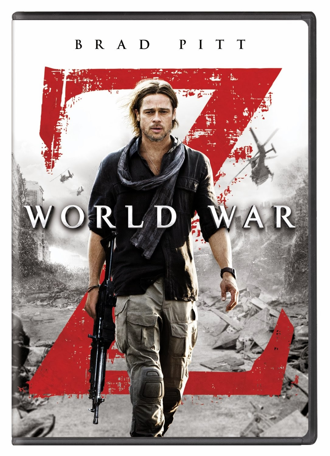 Robert's Sister: Robert's Sister Goes to the Movies: World War Z