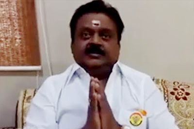 Vijayakanth's final request to Young voters   Tamil Nadu Election 2016 Speech