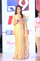 Tejaswi Madivada in Saree Stunning Pics  Exclusive 010.JPG