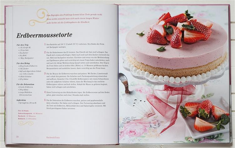 Rezension/Buchvorstellung Sommersüße Erdbeerträume 4