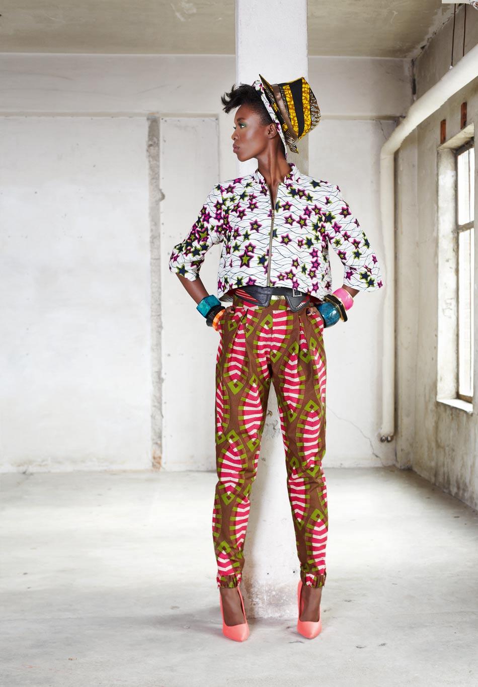 Funk fashion clothing