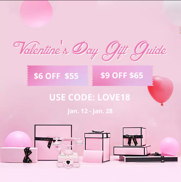 Valentines Day Gifts, Sale & Deals For Her 2018 | Zaful