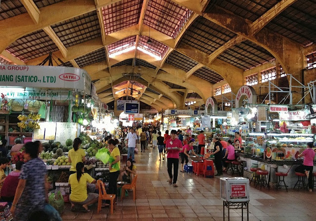 Ben Thanh street food market – a venue worth visiting 3