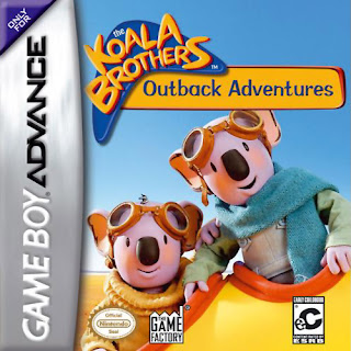 Koala Brothers - Outback Adventures ( BR ) [ GBA ]