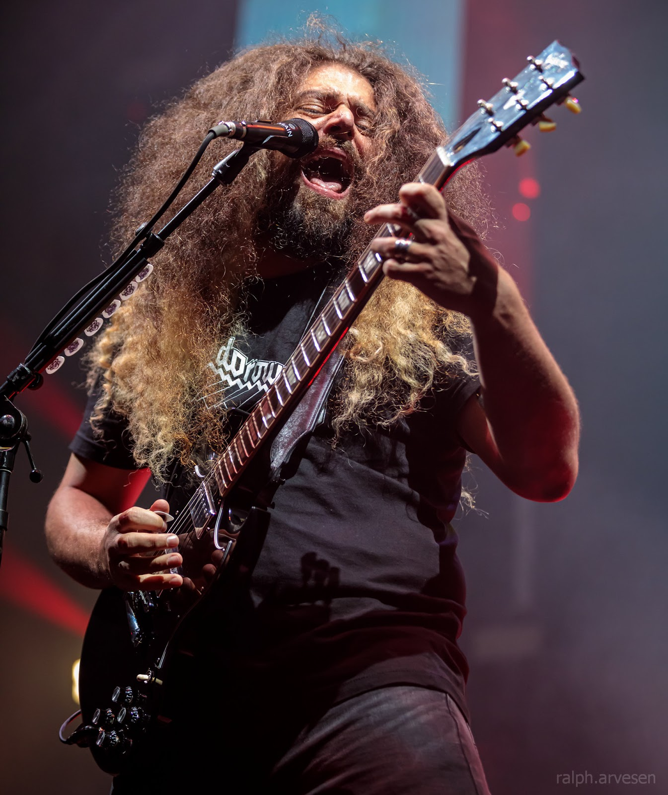 Coheed and Cambria | Texas Review | Ralph Arvesen