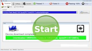 DFU v2.03 Flash Tool Driver