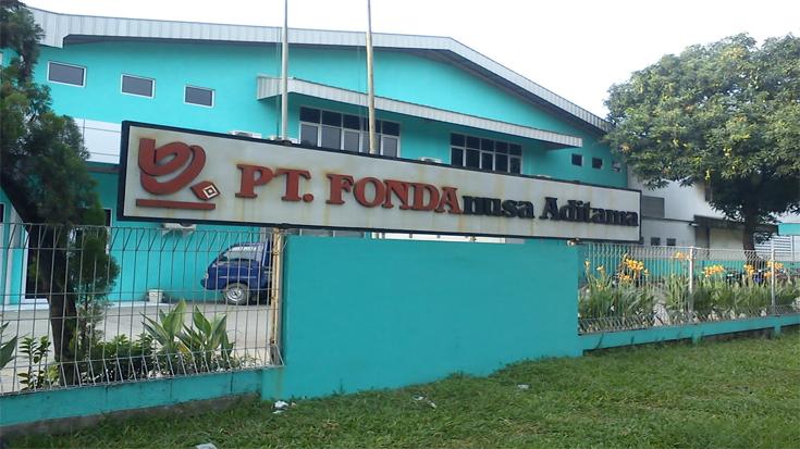 Info Loker Daerah Cikarang Terbaru PT Fonda Nusa Aditama Bekasi Jawa Barat