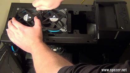 Tata Cara Pemasangan Fan Kipas Pada Casing