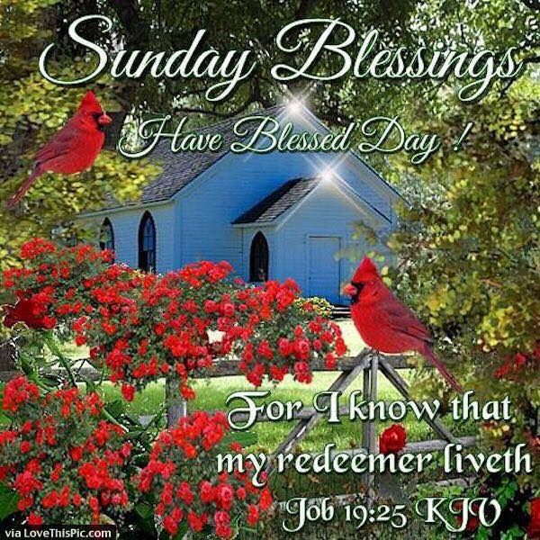 A Grandmas Blessings Sunday Blessings