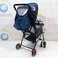 pliko coupe baby stroller