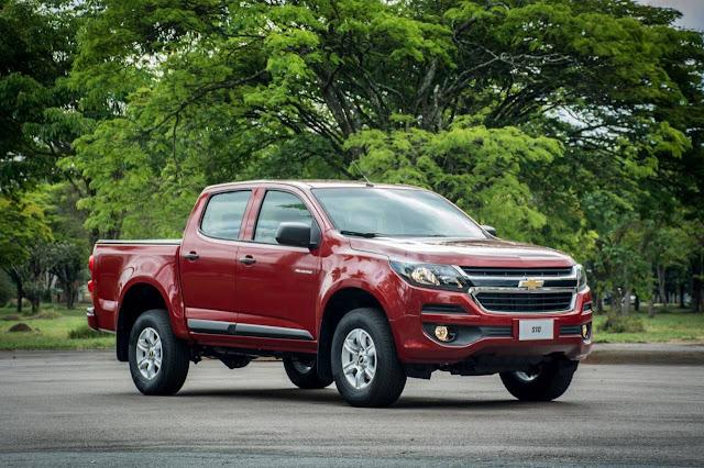 GM oferece descontos de até R$ 10 mil na S-10; taxa zero